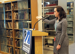 Eyes to the Past Exhibit Reception: KT-photo-13