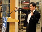 Eyes to the Past Exhibit Reception: KT-photo-17