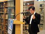 Eyes to the Past Exhibit Reception: KT-photo-19