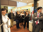 Eyes to the Past Exhibit Reception: KT-photo-21