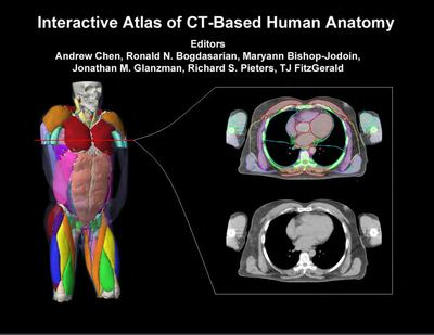 Interactive Atlas Of Ct Based Human Anatomy University Of