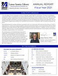 Lamar Soutter Library Annual Report Fiscal Year 2021