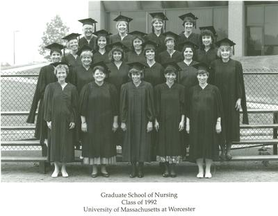 Graduate School of Nursing Class of 1992