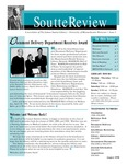 SoutteReview, Issue 3 by Lamar Soutter Library, University of Massachusetts Medical School