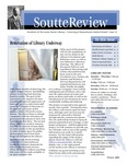 SoutteReview, Issue 15 by Lamar Soutter Library, University of Massachusetts Medical School