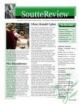 SoutteReview, Issue 16 by Lamar Soutter Library, University of Massachusetts Medical School