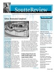 SoutteReview, Issue 19 by Lamar Soutter Library, University of Massachusetts Medical School