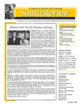 SoutteReview, Issue 30 by Lamar Soutter Library, University of Massachusetts Medical School