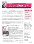 SoutteReview, Issue 32 by Lamar Soutter Library, University of Massachusetts Medical School