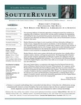 SoutteReview, Issue 34 by Lamar Soutter Library, University of Massachusetts Medical School