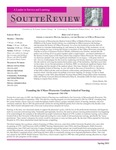 SoutteReview, Issue 35 by Lamar Soutter Library, University of Massachusetts Medical School