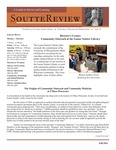 SoutteReview, Issue 36 by Lamar Soutter Library, University of Massachusetts Medical School