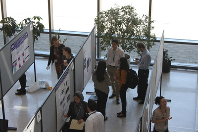 Poster Session at 2017 UMCCTS Research Retreat
